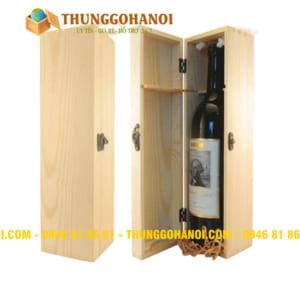 Điểm bán và sản xuất Hộp gỗ đựng rượu vang cao cấp tại Hà Nội