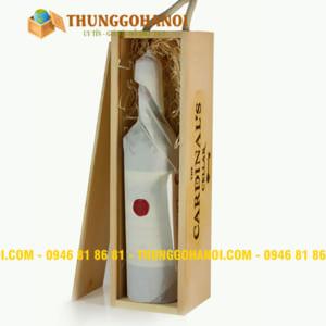 Nơi bán Hộp gỗ đựng rượu vang nhập khẩu gía tốt nhất tại Hà Nội