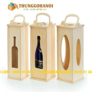 Cơ sở sản xuất hộp gỗ đựng rượu tại TPHCM Sài Gòn