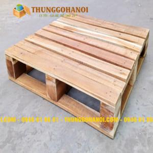 Pallet gỗ 1100x900x138 mm