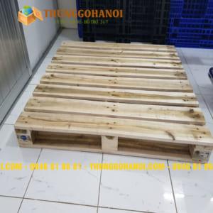 Cơ sở sản xuất các loại pallet gỗ thông dụng