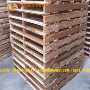 Thanh lý pallet gỗ cũ hà nội