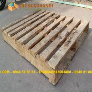 Pallet gỗ keo giá rẻ