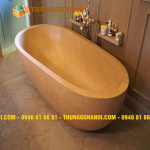 Nơi mua bồn tắm gỗ chính hãng, chất lượng, giá rẻ nhất 2019