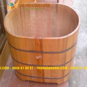 Bồn tắm gỗ PơMu, Gỗ Mít, Thông | Sản Phẩm Bền, Đẹp, Chất Lượng
