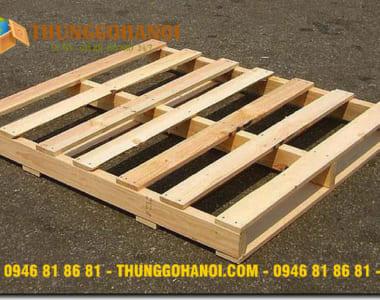 Pallet gỗ là gì? Địa chỉ bán gỗ Pallet cũ đẹp giá rẻ tại Hà Nội