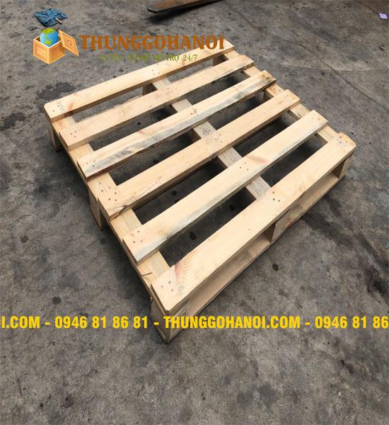 Bảng báo giá Pallet gỗ, Nơi mua pallet gỗ chất lượng, giá rẻ