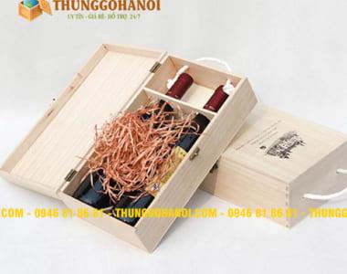 Địa chỉ bán Hộp gỗ đựng rượu Uy Tín Tại An Giang