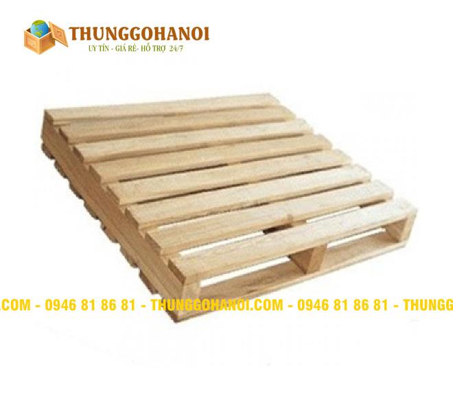 Kích thước tiêu chuẩn của pallet gỗ tại Hà Nội