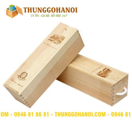 Điểm bán hộp gỗ đựng rượu Uy Tín Hà Nội – Pallet cũ, thùng gỗ cũ