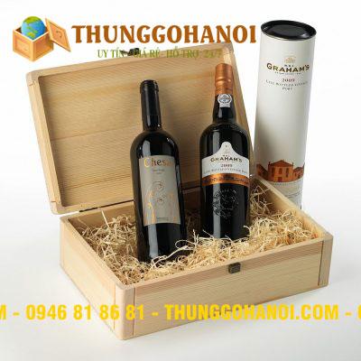 Hộp gỗ, hộp đựng rượu | Hộp đựng đồng hồ, hộp bút