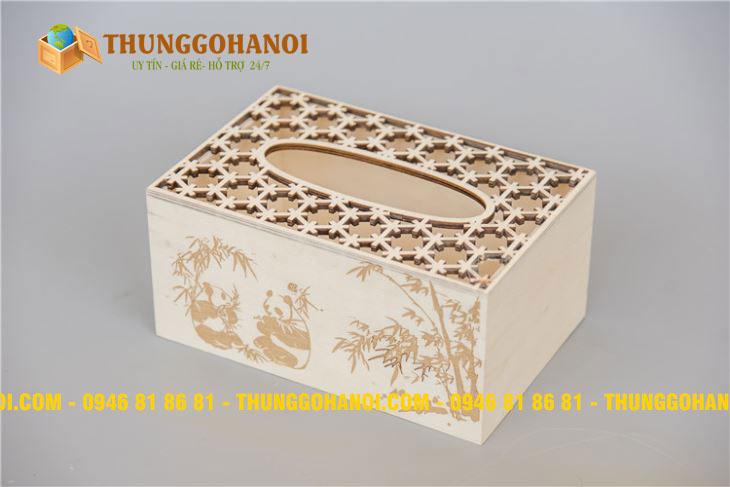 Hộp gỗ đựng rượu Đẹp – Uy tín tại Hà Nội & TP HCM