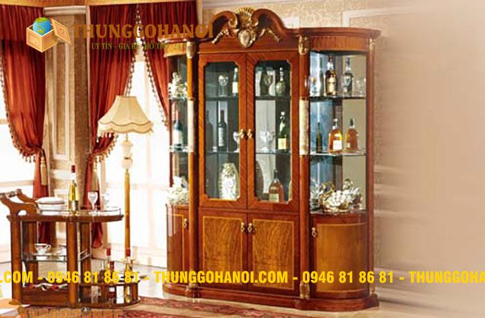 150 Mẫu Tủ Rượu Gỗ - Tủ Rượu Phòng Khách đẹp nhất hiện nay!