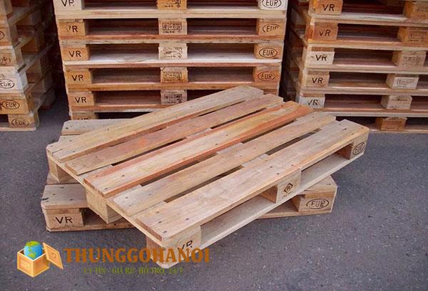 Địa chỉ bán gỗ pallet cũ giá siêu rẻ tại Hà Nội !